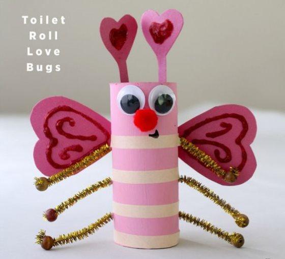 поделки бабочки для девочек