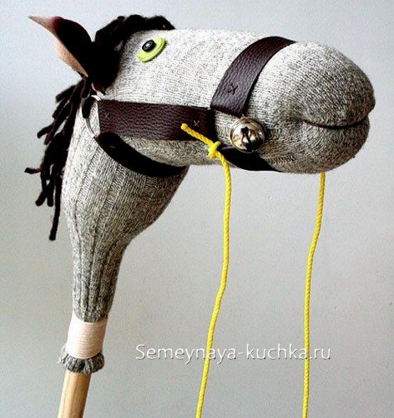 поделка конь для мальчиков