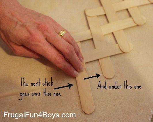 схема сборки игра для мальчика