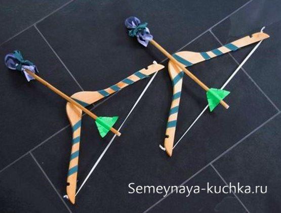 лук и стрелы для мальчиков