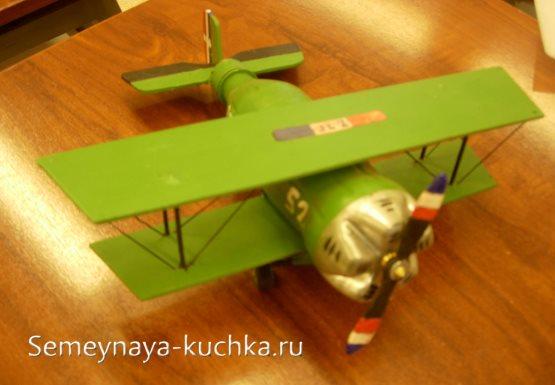 занятия для мальчишек самолет