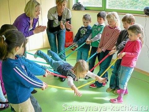 спортивный квест детям задания