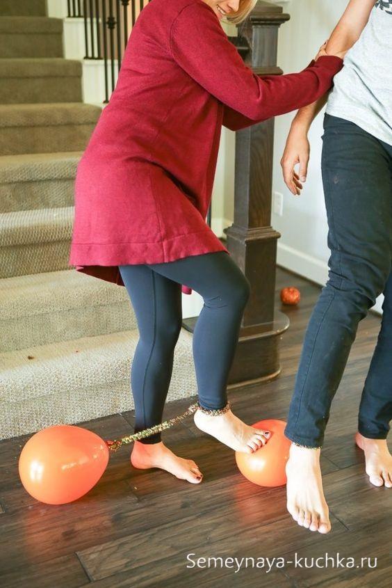 квест для детей задания с воздушным шаром