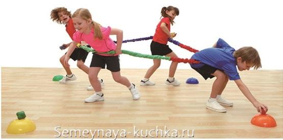 задание для квеста спортивного детям