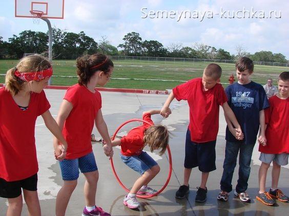 игра квест задания для детей на скорость