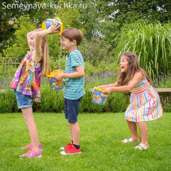 веселый квест для детей задания