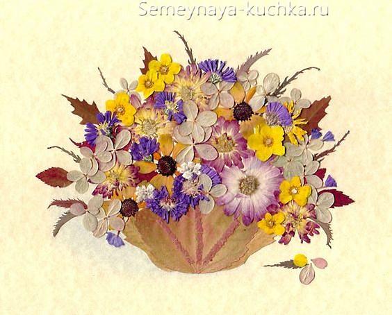 поделка в садик осень своими руками