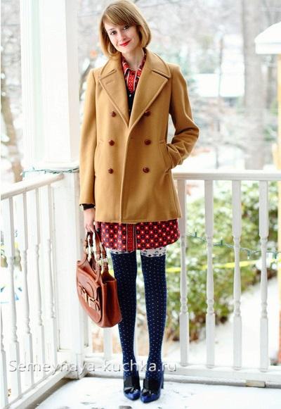 красивое пальто для девушки