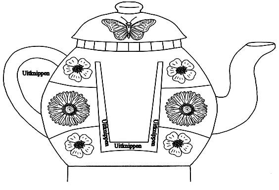 схема чертеж поделка для мамы