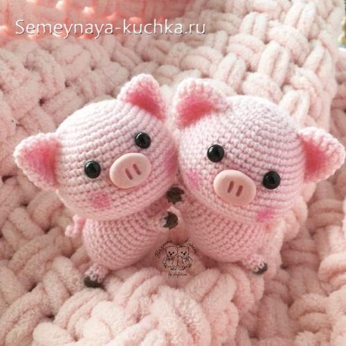 121 поделка свинка свинья поросенок своими руками семейная кучка