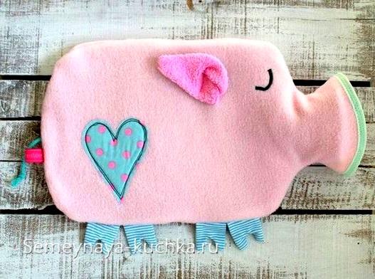 как сделать свинку своими руками