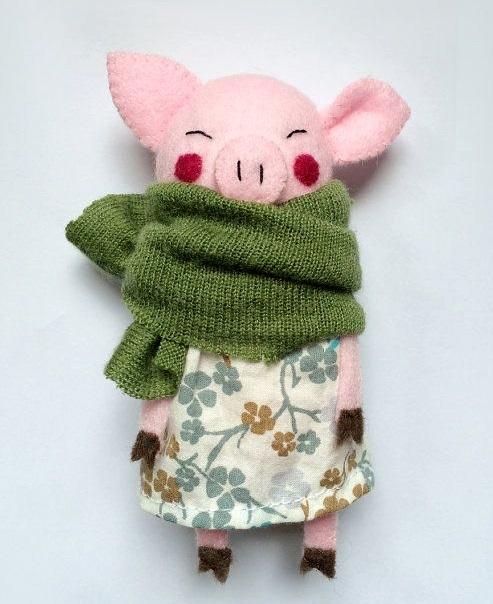свинка сшить самим
