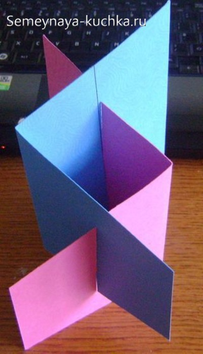 схема шаблон весенняя поделка открытка