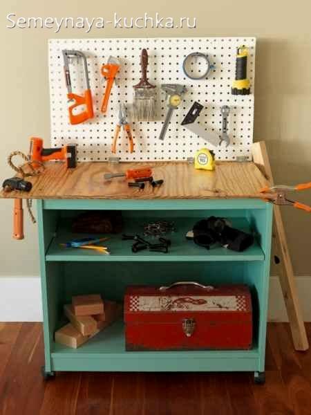 игровое оборудовани мастерская для детской площадки