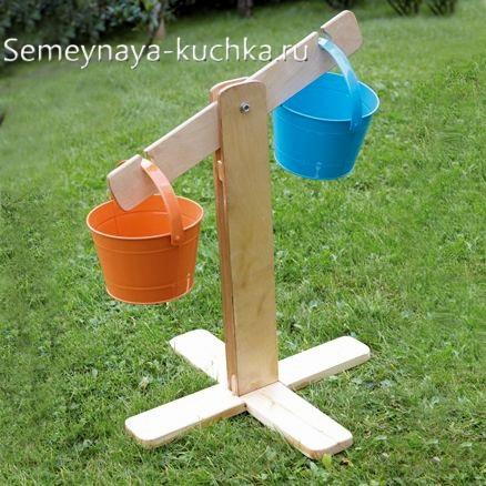 игровое оборудование для детской площадки