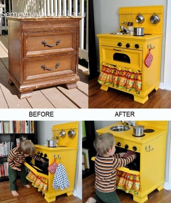 плита кухонная игрушечная своими руками для детской площадки
