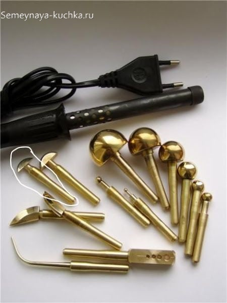 поделки из кожи инструменты для мастера
