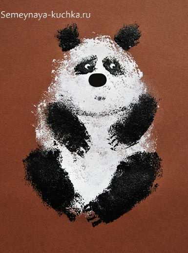 рисование в детском саду отпечаток поролоном
