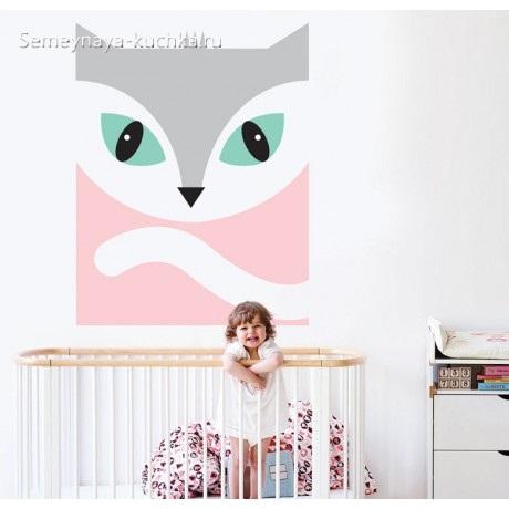 аппликация открытка кошка шаблон