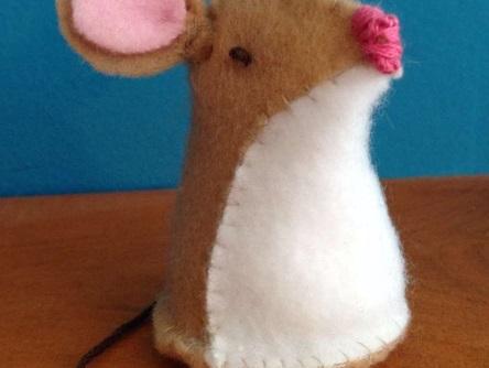 как сшить мышку простая выкройка