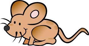 как просто нарисовать мышь