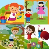 картинки дети рисунки