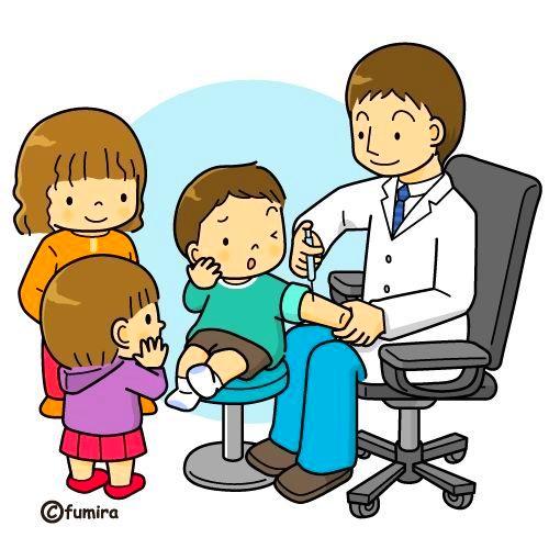 картинка дети на приеме у врача