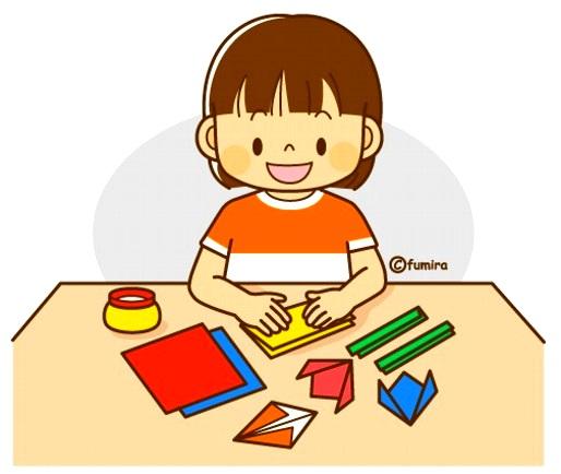 картинка дети на занятиях