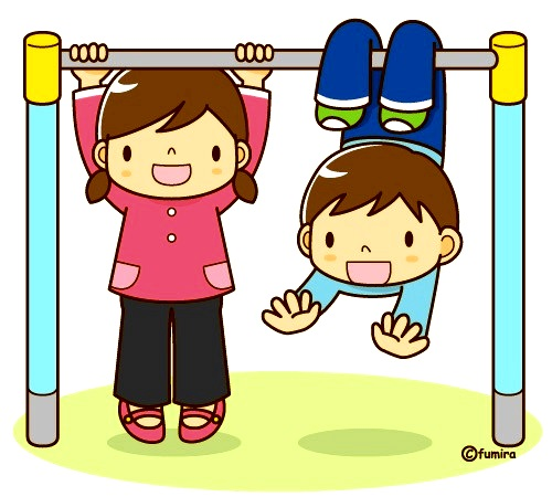картинка дети на прогулке