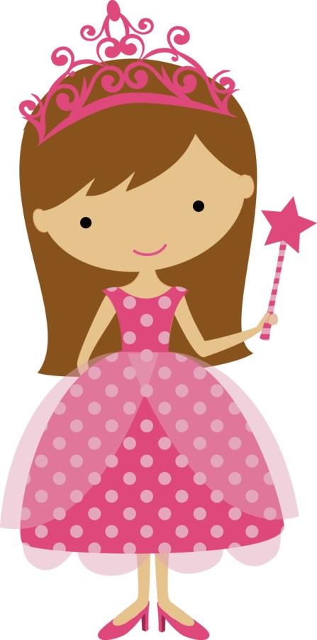 картинка девочка с волшебной палочкой