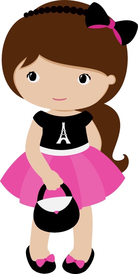 картинка девочка с сумочкой