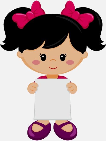 картинка девочка с письмом