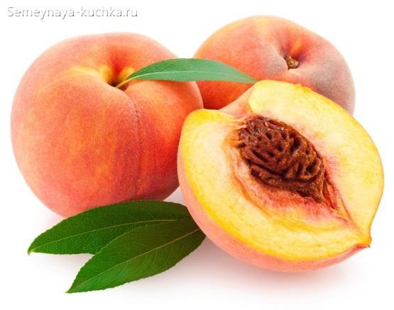 картинка фрукт персик