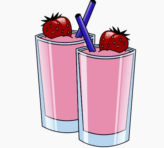 картинка фруктовый коктейль