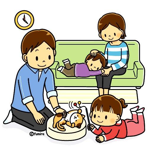 картинка дети дома