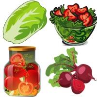 картинки для детей овощи