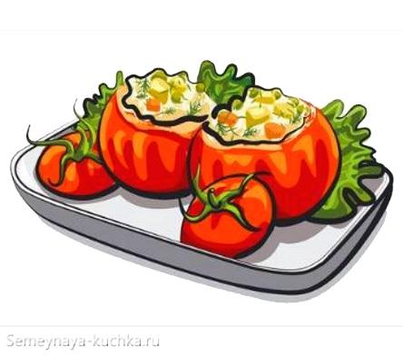 картинка как готовят овощи на кухне