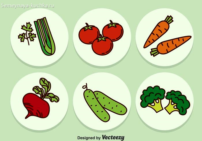 овощи плакат для детского сада