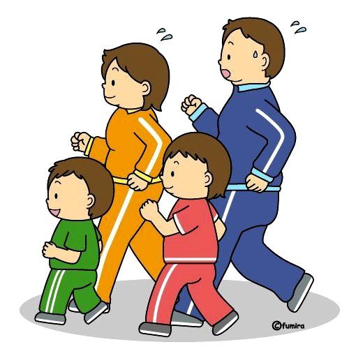картинка спортивные дети спортивная семья
