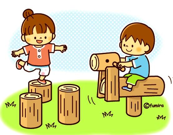 картинка дети играют во дворе