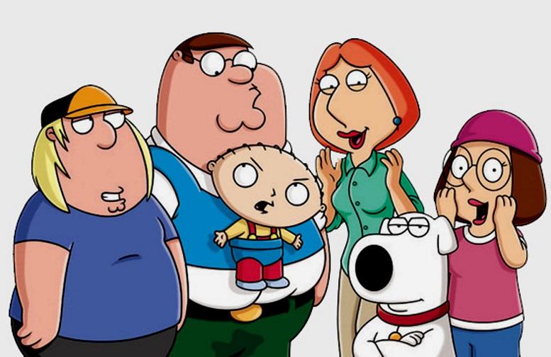 картинка семья прикольная