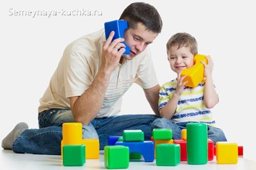 игры с ребенком 2 лет
