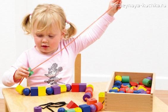 игры и занятия для детей на 2 год жизни